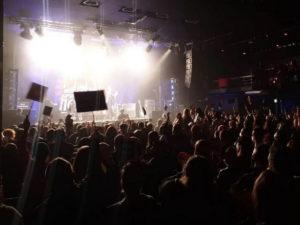 Врачи призвали к ответу организаторов концерта Басты и «Чиж & Co» в Петербурге