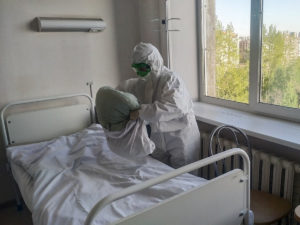 Коронавирусная больница