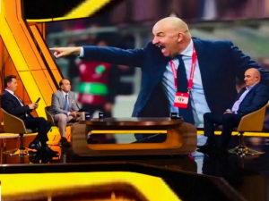 СМИ: Черчесов грубил Казанскому вне эфира на