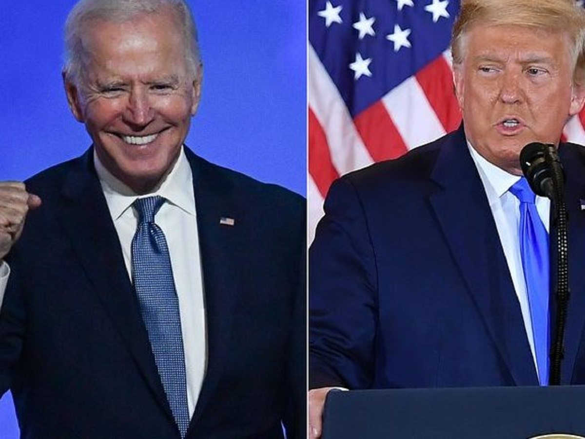 СМИ: на выборах США пропали 3 млн голосов за Трампа, часть приписали Байдену