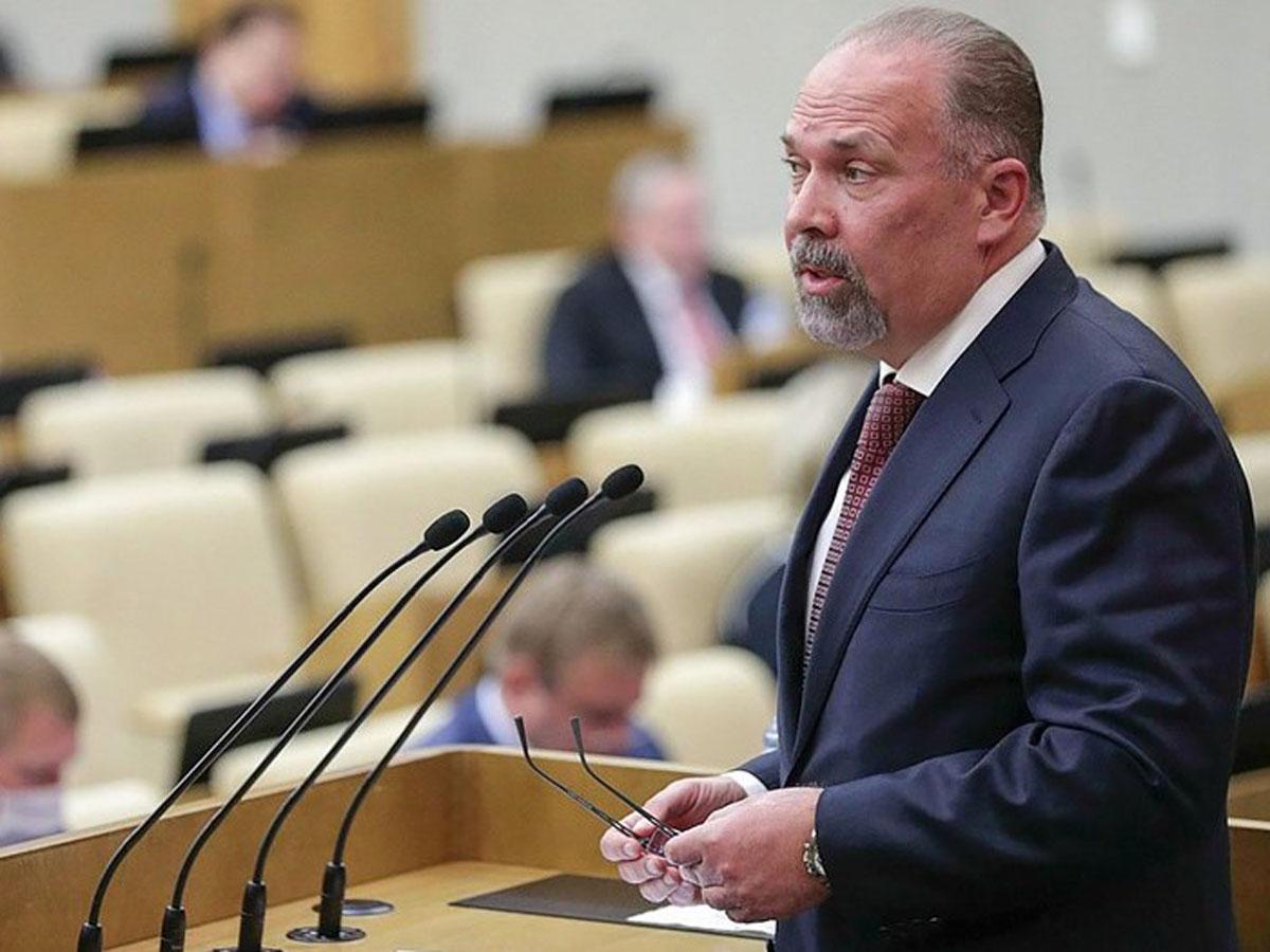 Генпрокуратура задержание экс-главы Минстроя Михаила Меня