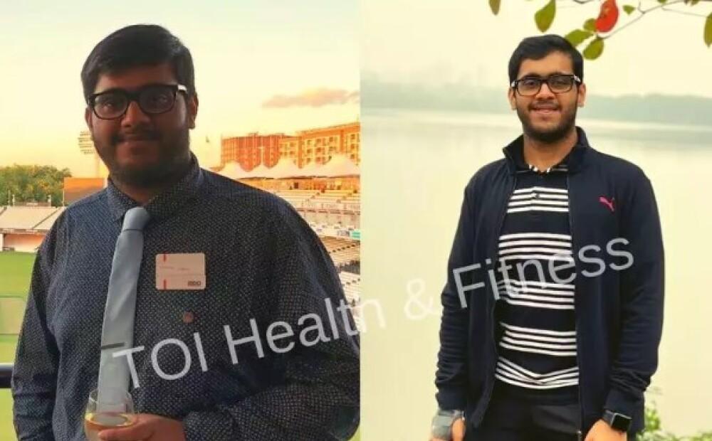 Житель Индии похудел на 50 кг