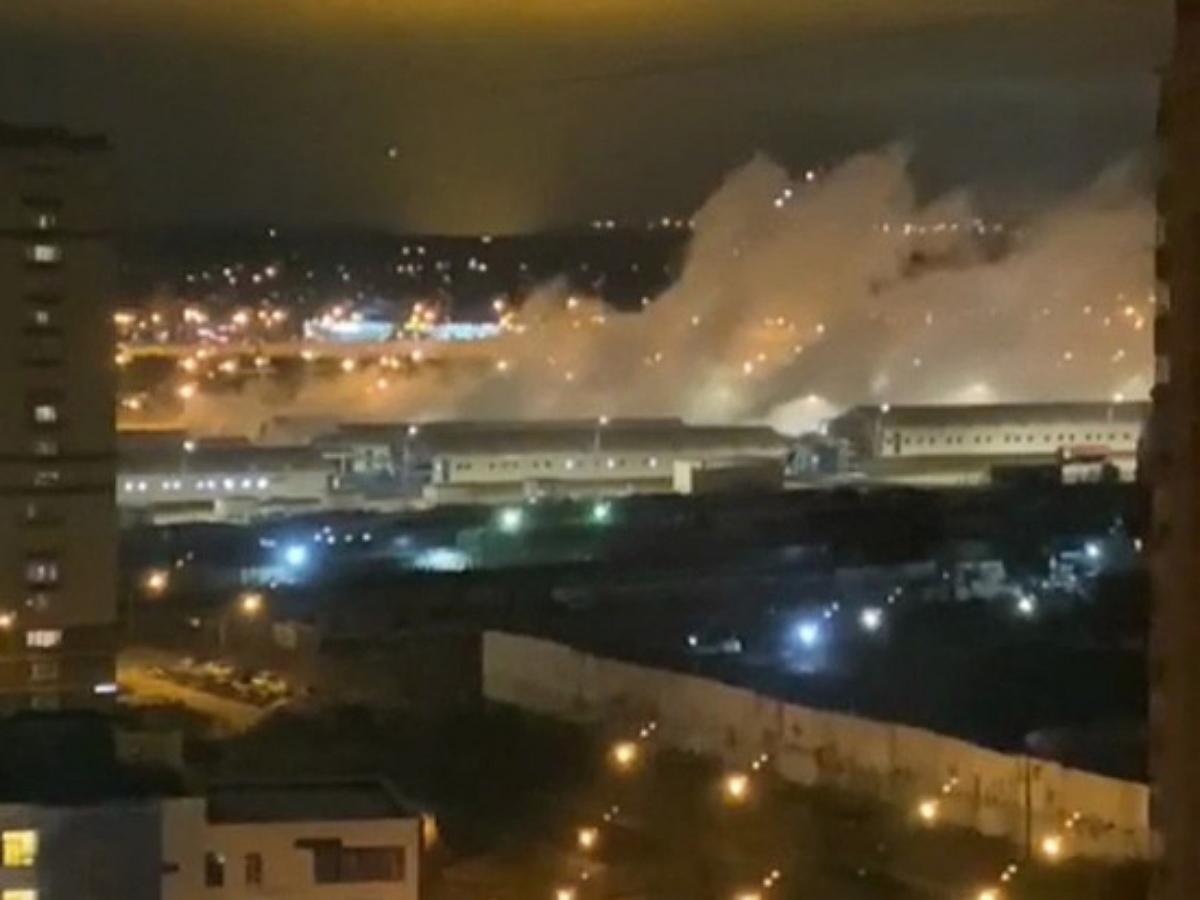 В больнице в Коммунарке произошел взрыв: назван источник взрыва