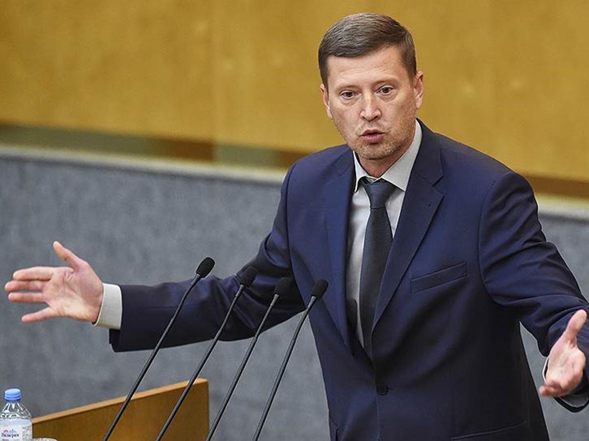 Депутат от ЛДПР Сергей Иванов