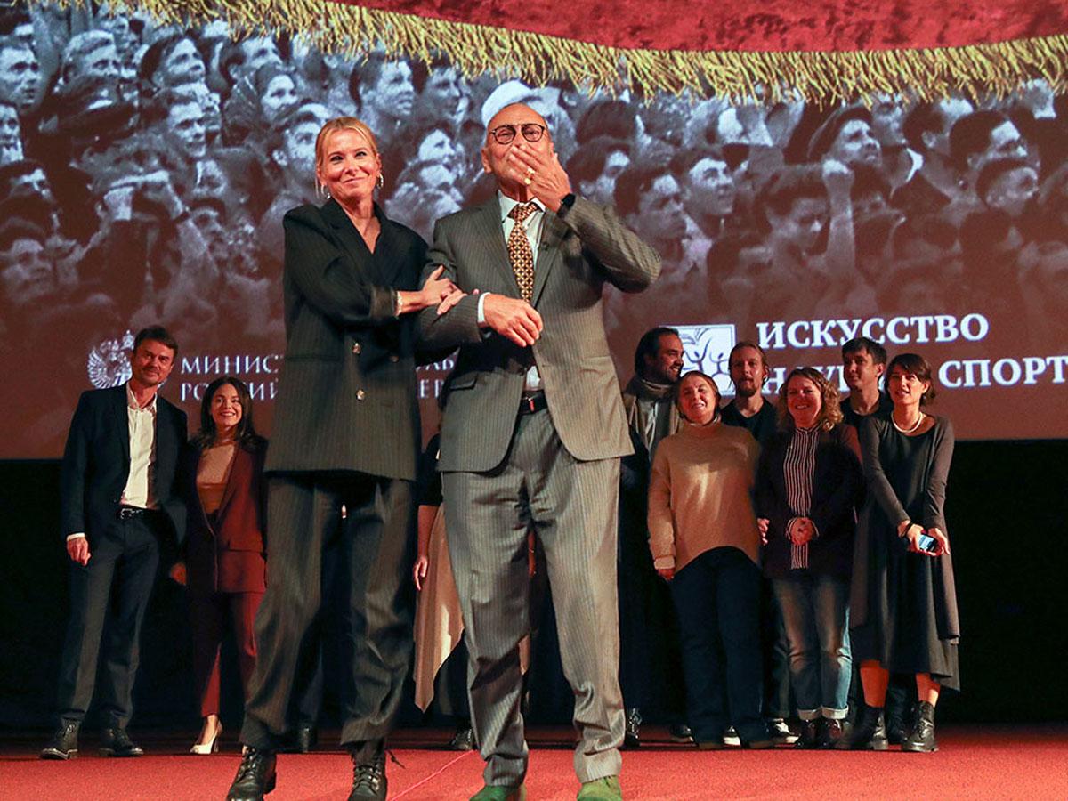 Лента Кончаловского о расстреле демонстрации на «Оскар»
