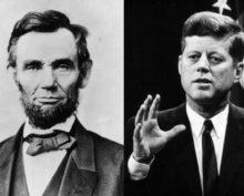 Линкольн и Кеннеди