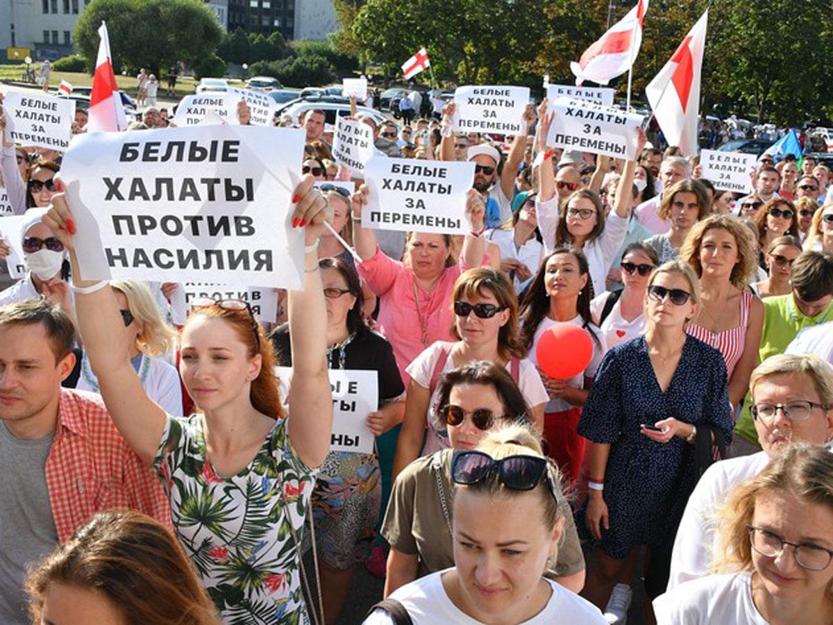 Лукашенко закрыл границу Польша врачи