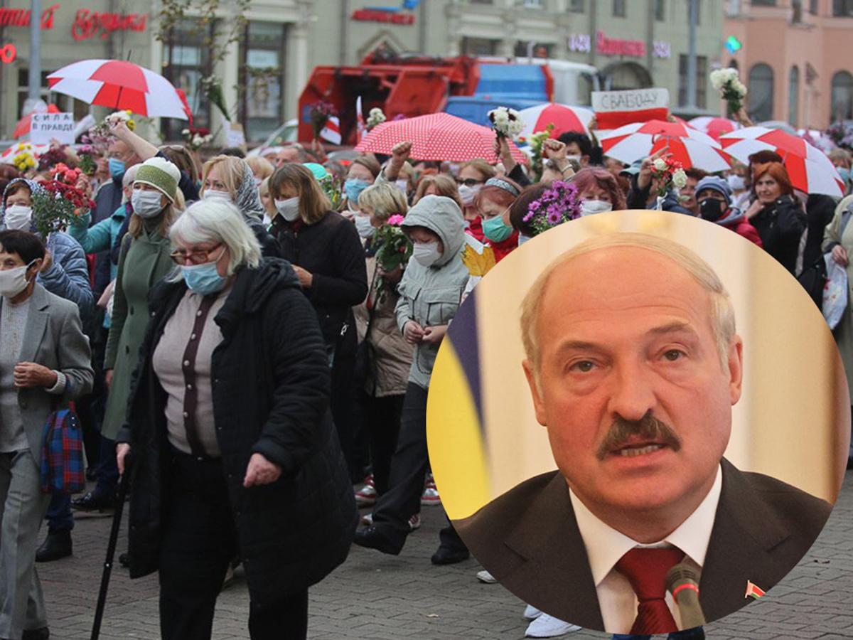 Поправки к Конституции Белоруссии