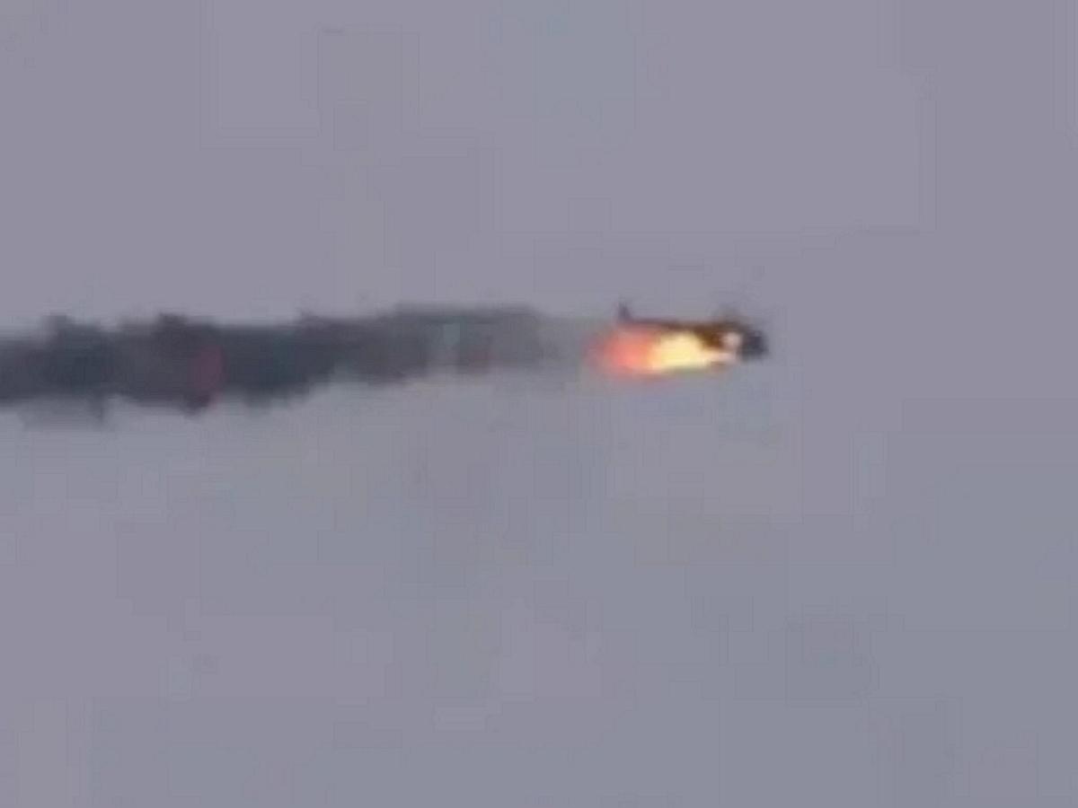 В Армении сбит российский Ми-24: погибли два члена экипажа