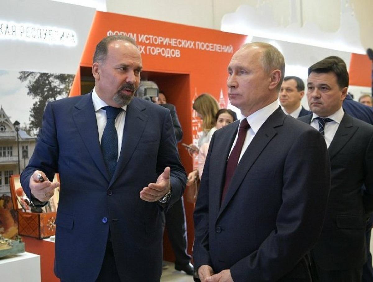 Кремль рассказал о реакции Путина на задержание Михаила Меня