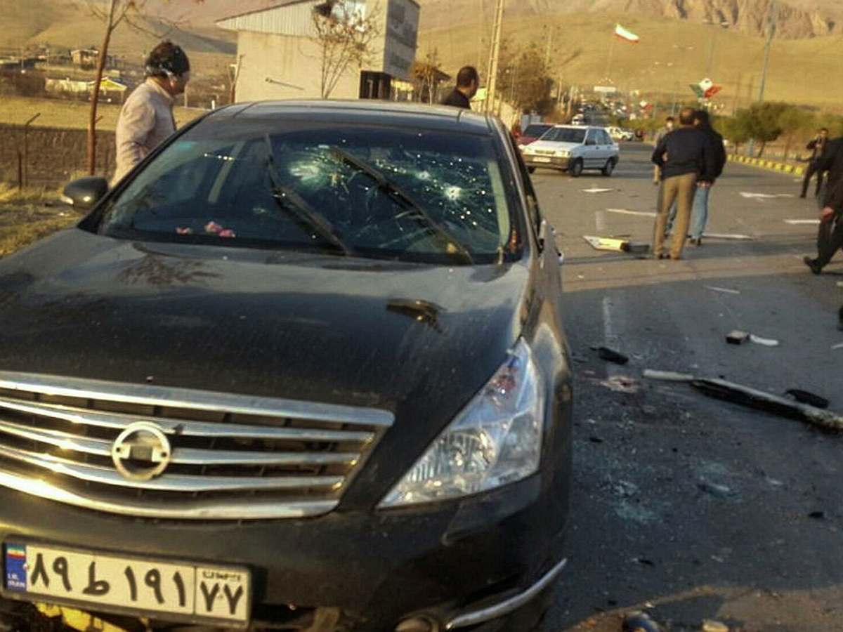 В Тегеране убили «отца иранской бомбы» Мохсена Фахризаде