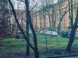 Мужчина взял детей в заложники