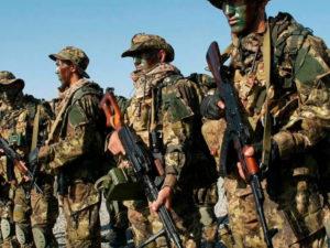 Наемники в Ливии