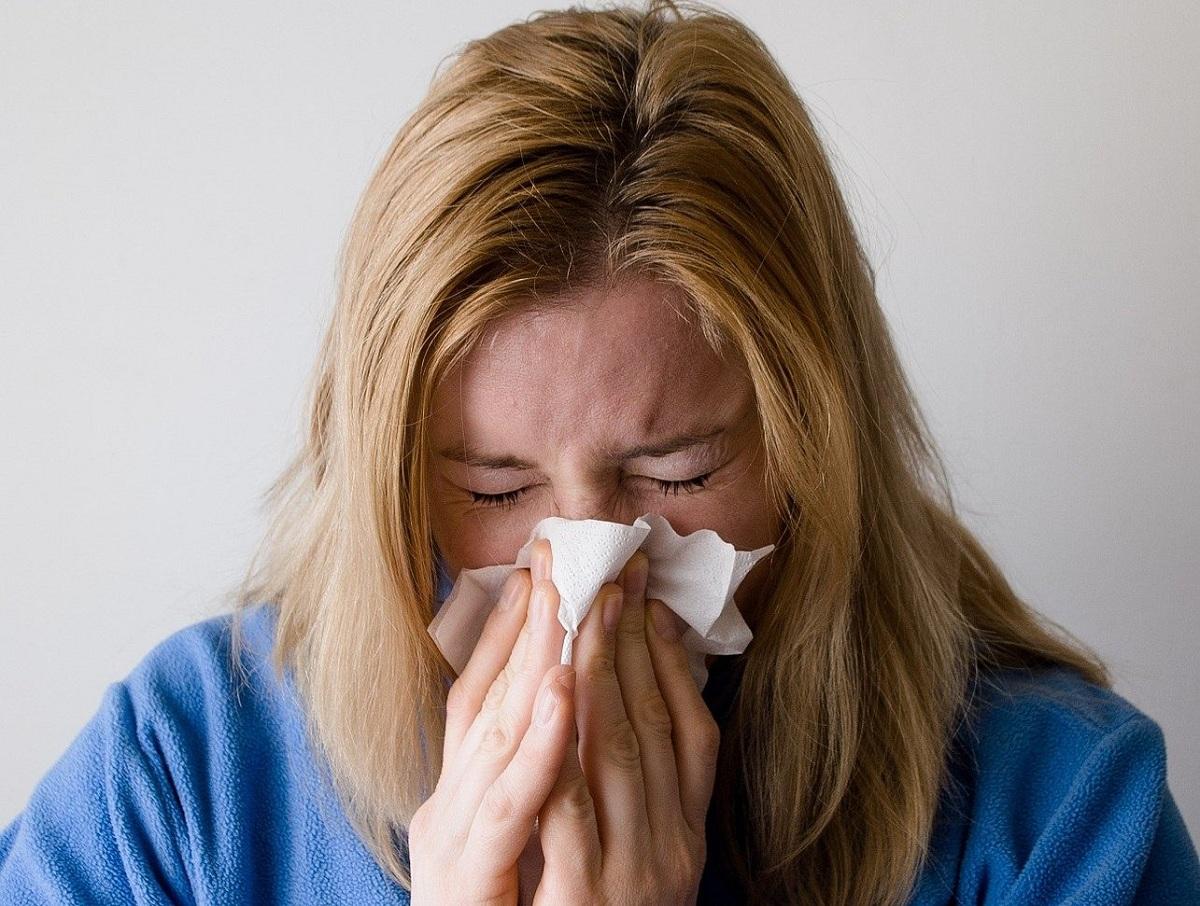 Названы заболевания, кроме COVID-19, вызывающие потерю обоняния
