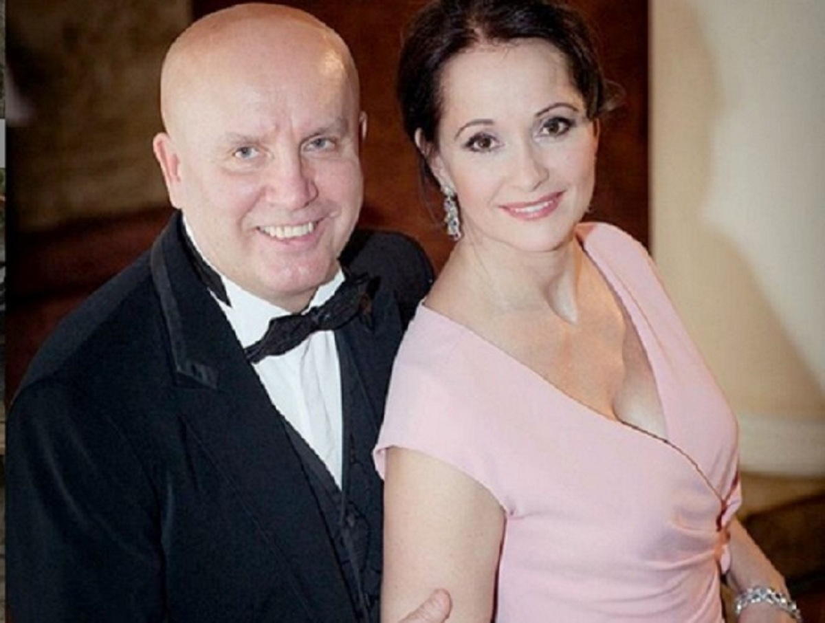 Актриса Ольга Кабо развелась с обнищавшим мужем-банкротом