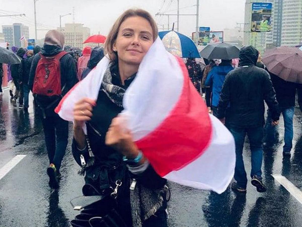 «Мисс Беларусь-2008» арестована за участие в протестах почти на месяц