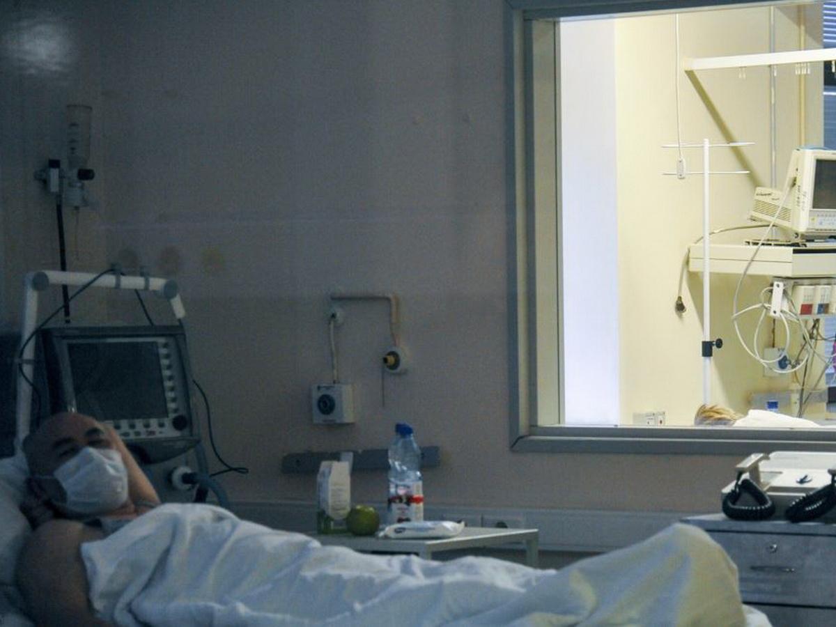 пациента с COVID-19 убили