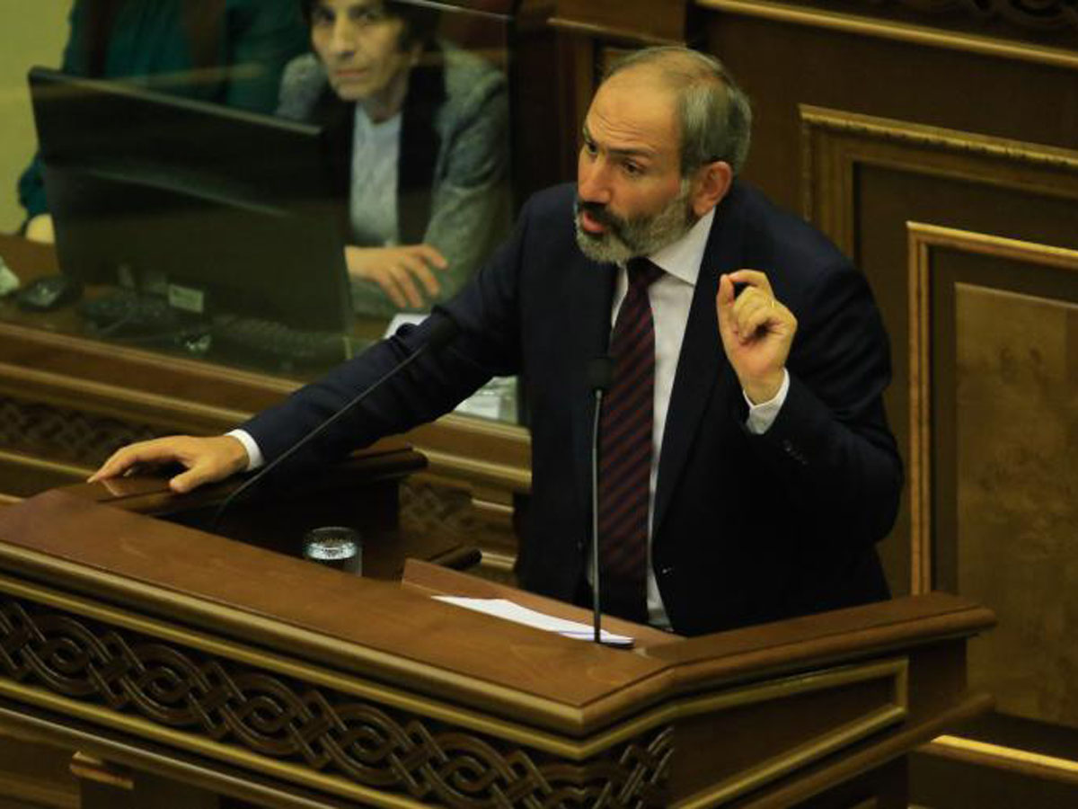 Пашинян сбежал от протестов в США