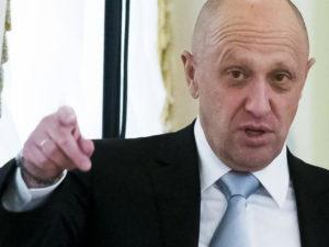 Пригожин потребовал от Совета Европы снятия санкций