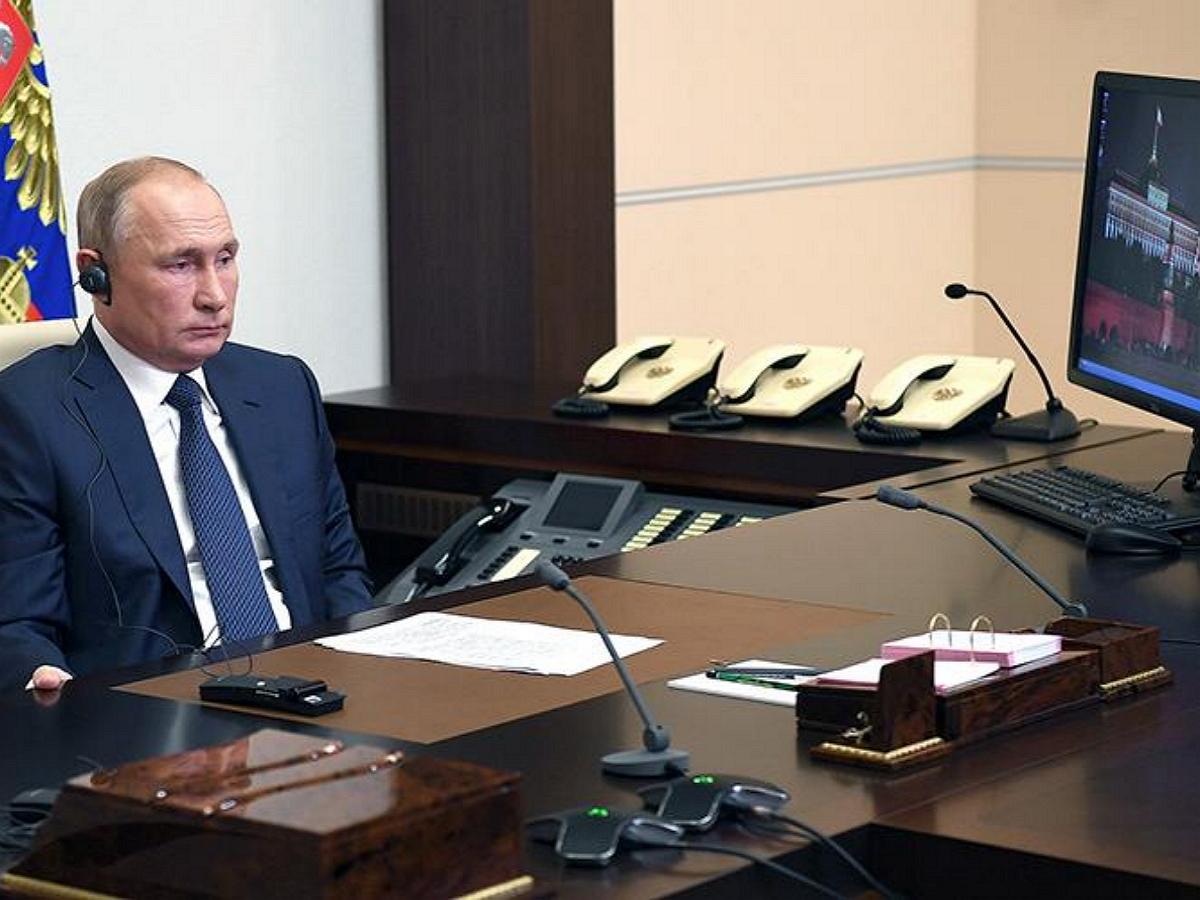 """Эксперт назвал 5 базовых приемов, которые Путин использует при операции """"Преемник"""""""