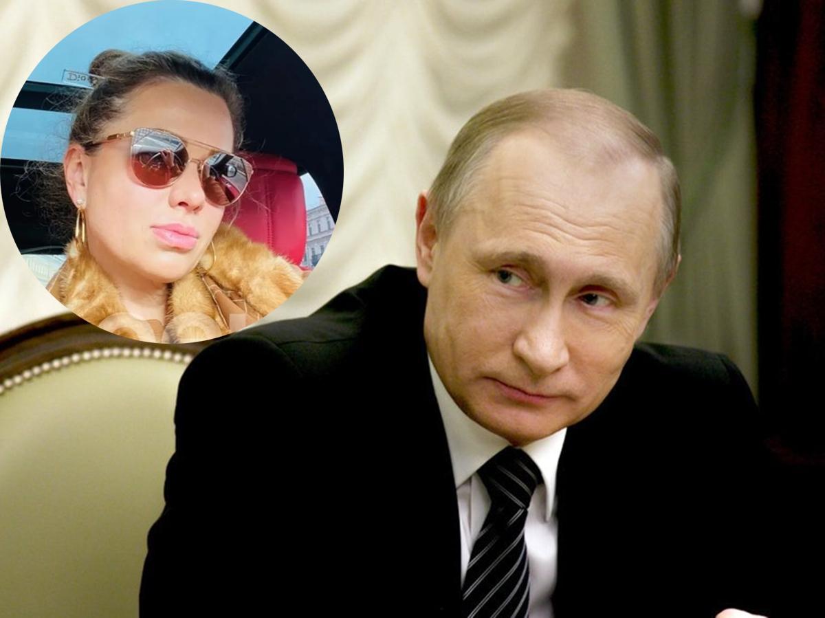 Путин Кривоногих