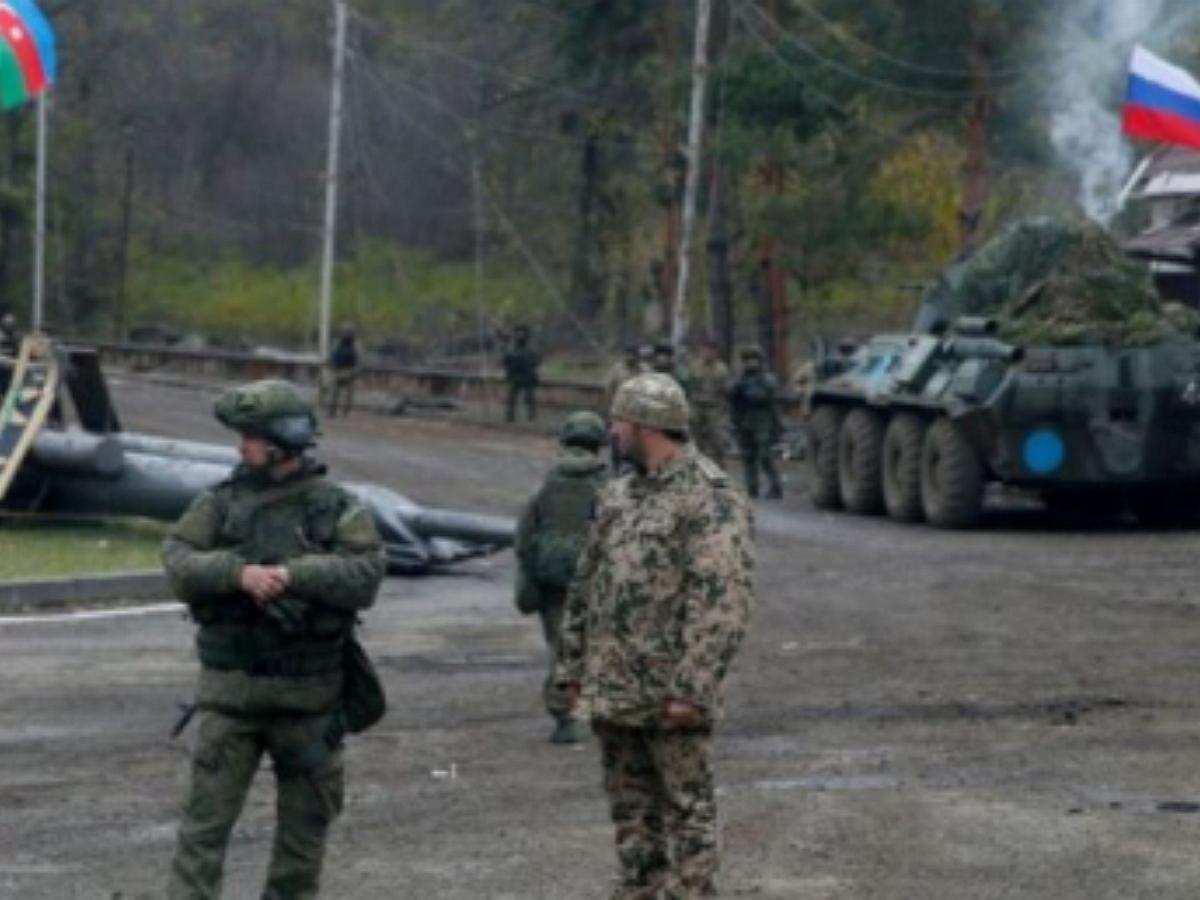 Тело российского военного обнаружено в Армении
