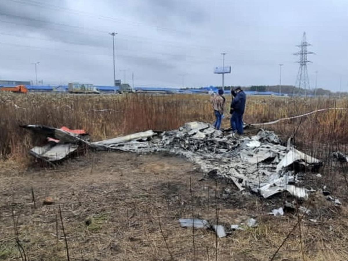 СКР о авиакатастрофе когда погиб телеведущий Котловой