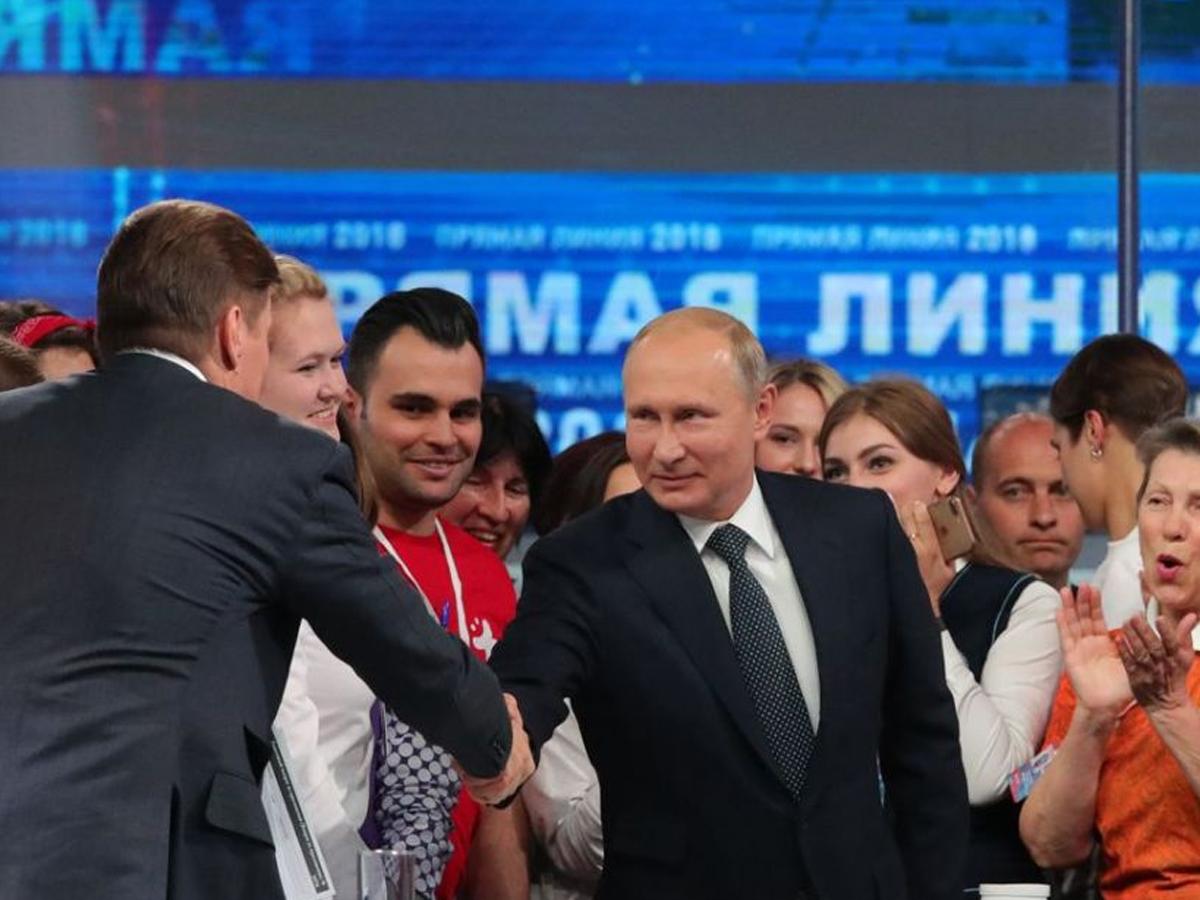 Китае назвали возможного преемника Путина