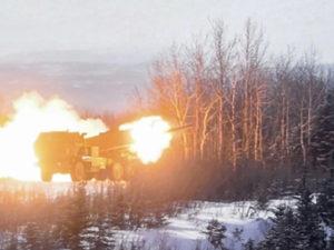США и Румыния ракетные стрельбы у Крыма