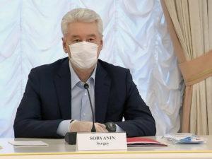 Собянин сделал новые заявления о ситуации с COVID-19 в Москве