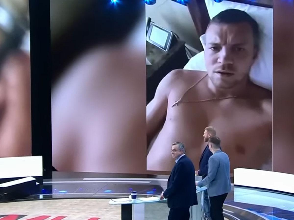Скабеева поддержала Дзюбу на фоне видео