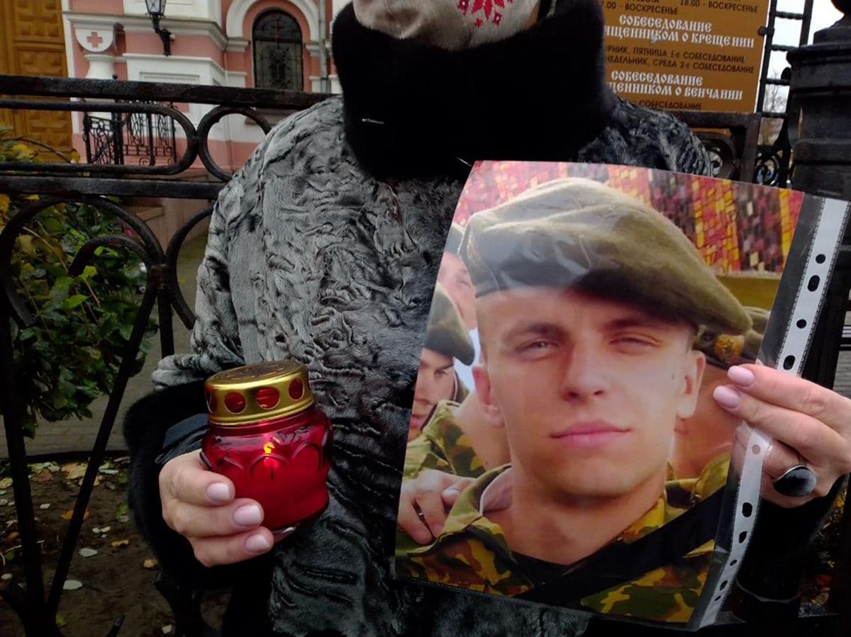 Смерть Романа Бондаренко