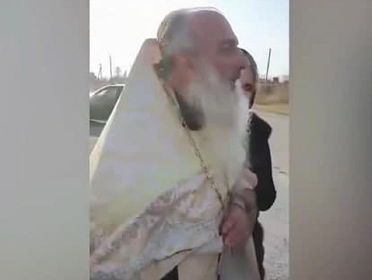 Под Липецком пьяный священник устроил скандал на отпевании учительницы