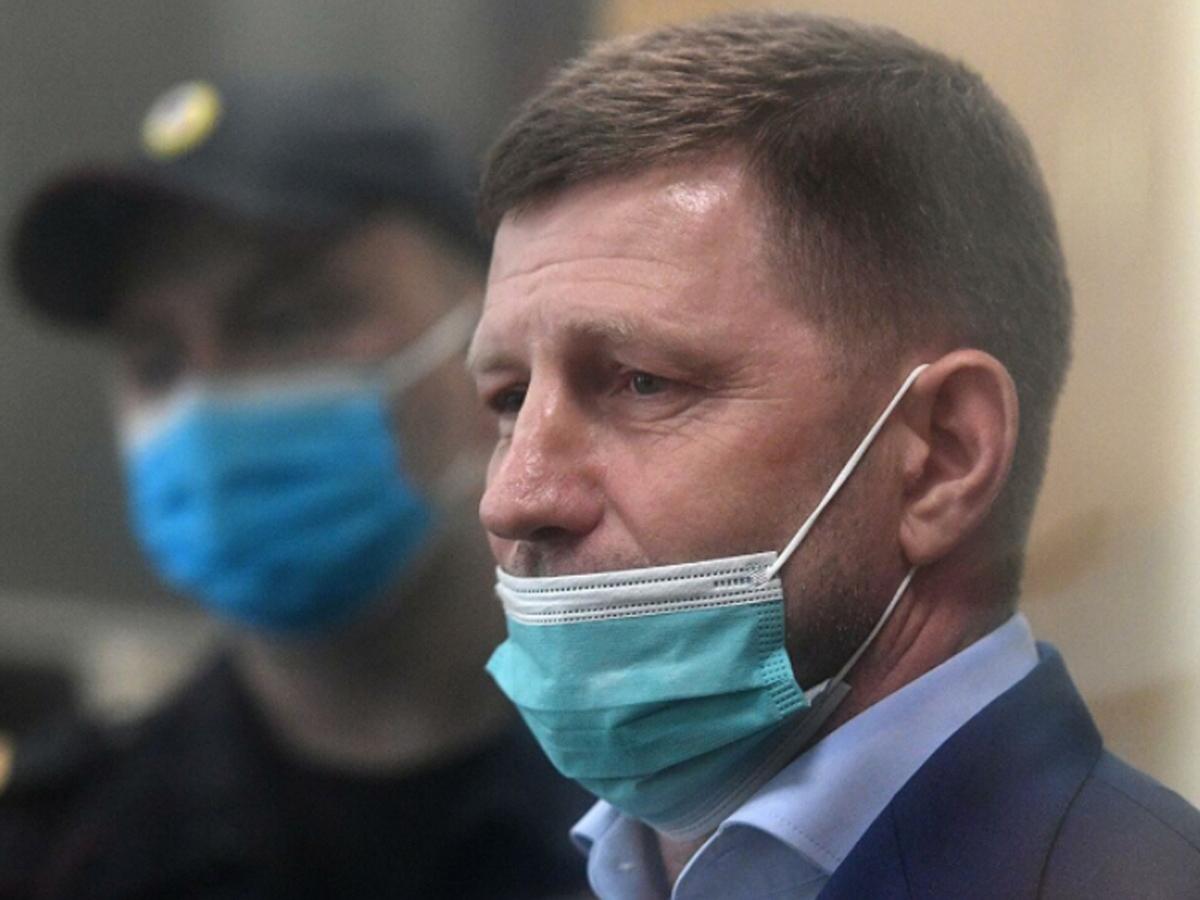 У Сергея Фургала обнаружили заболевание легких