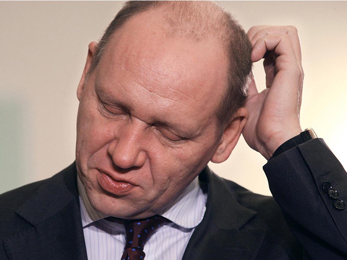 У чиновника Громова элитное жилье за 470 млн рублей