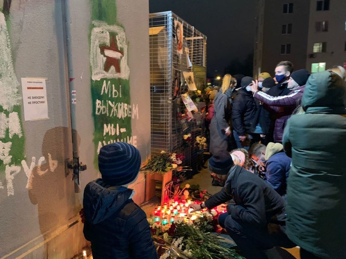 Умер белорус избитый неизвестными в масках