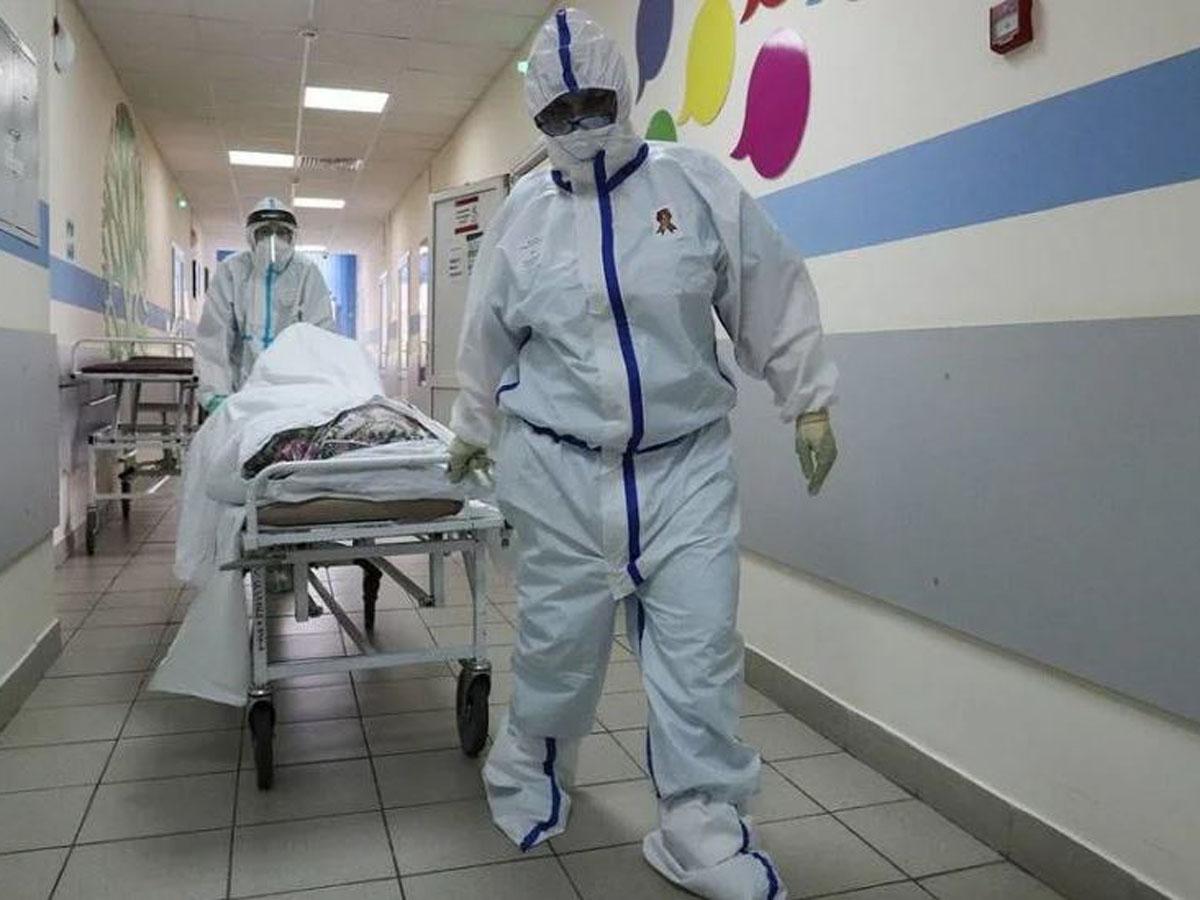 В России 19 000 новых случаев COVID-19