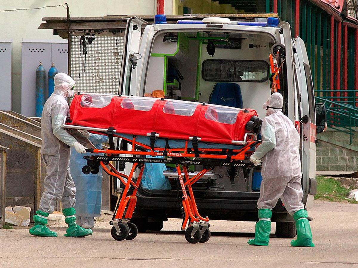 В России установлен новый рекорд смертности