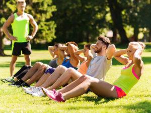 ВОЗ новые рекомендации по физической активности