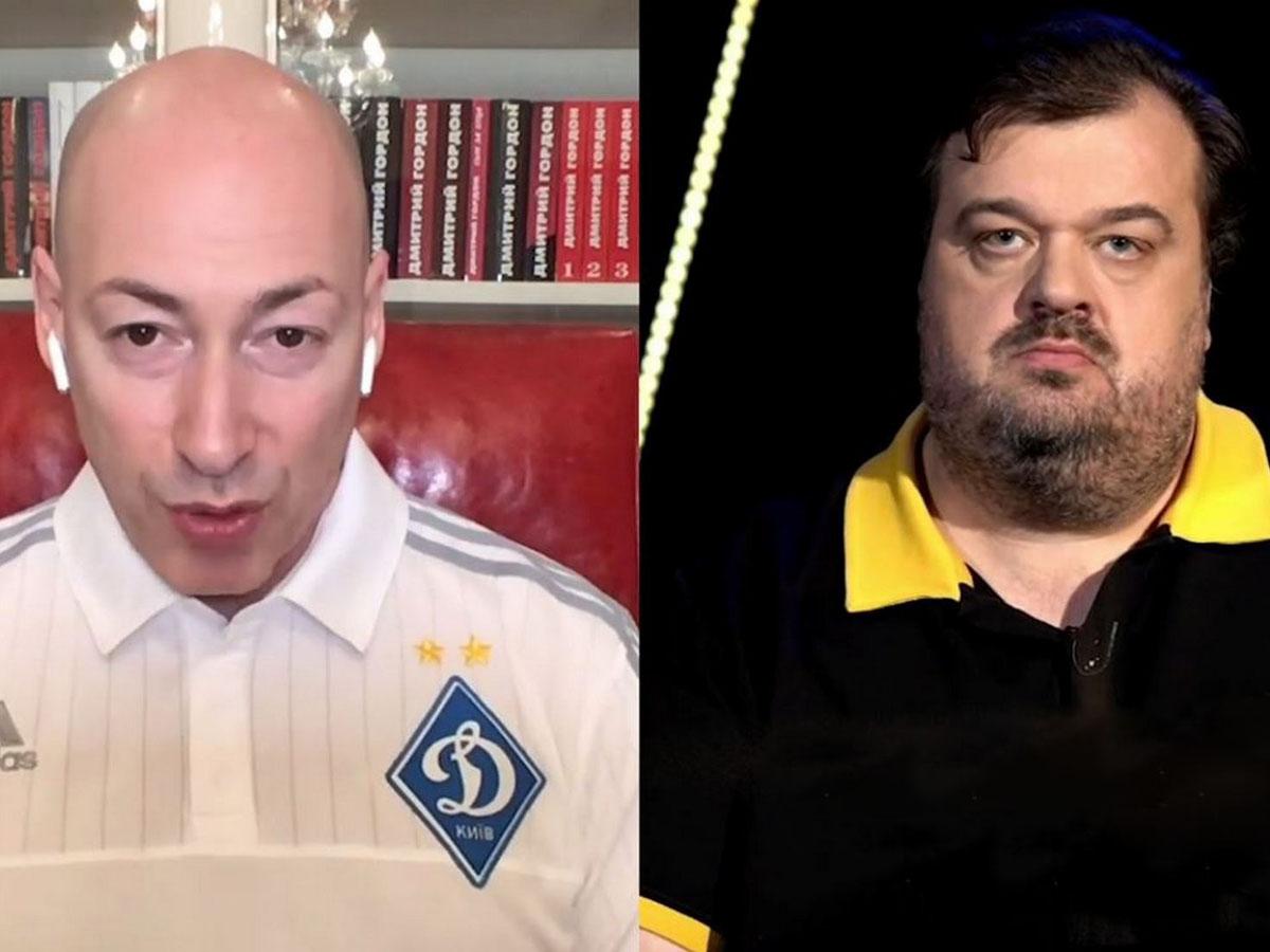 Василий Уткин Гордон воссоединение Крыма с Россией