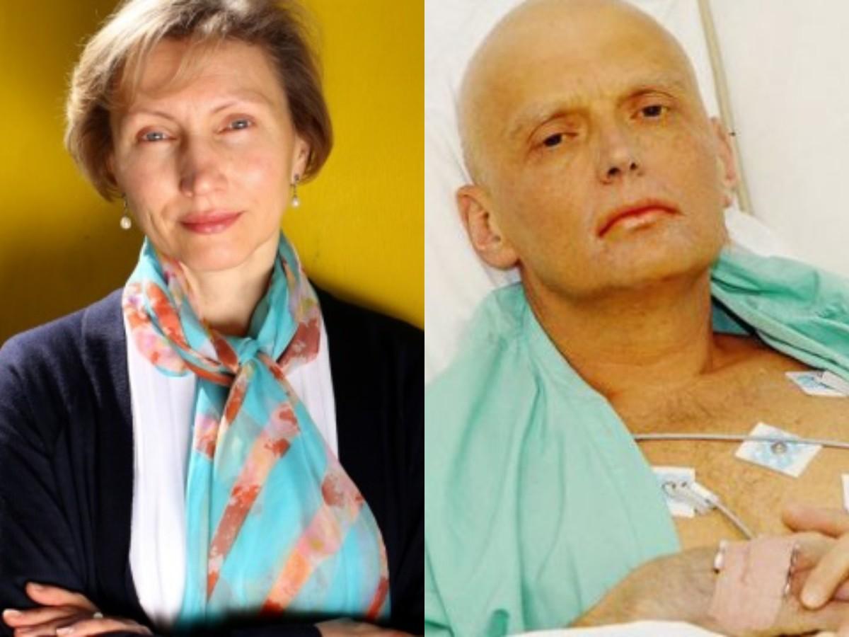 Вдова отравленного экс-офицера ФСБ Литвиненко потребовала от России €3,5 млн