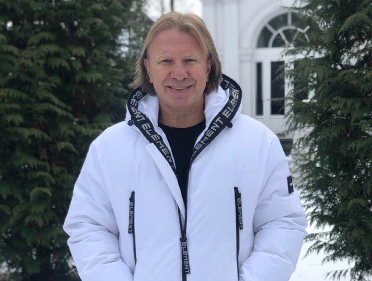 54-летнего Виктора Дробыша госпитализировали с коронавирусом