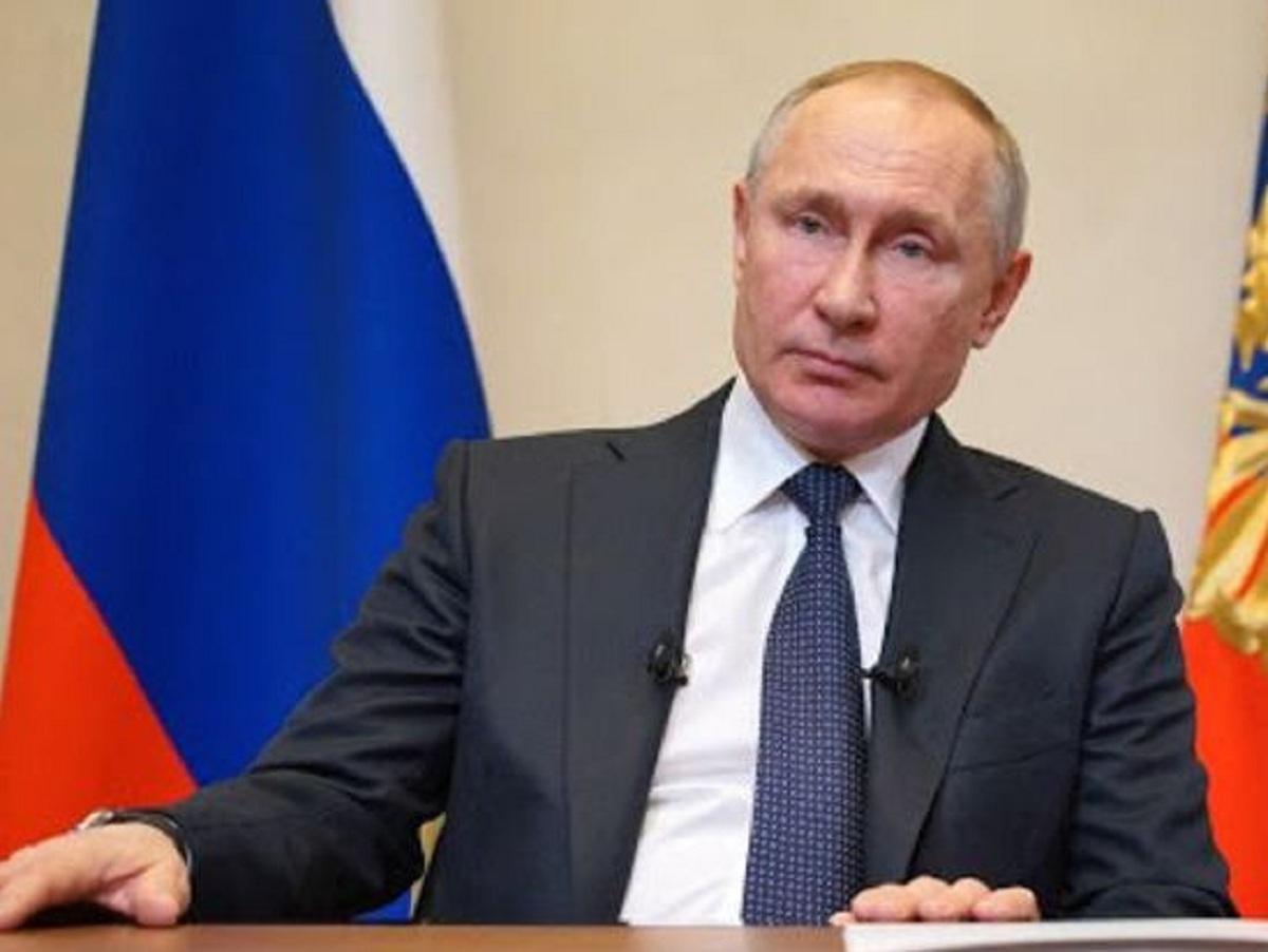 Кремль разъяснил, почему Путин не ставит прививку от COVID-19