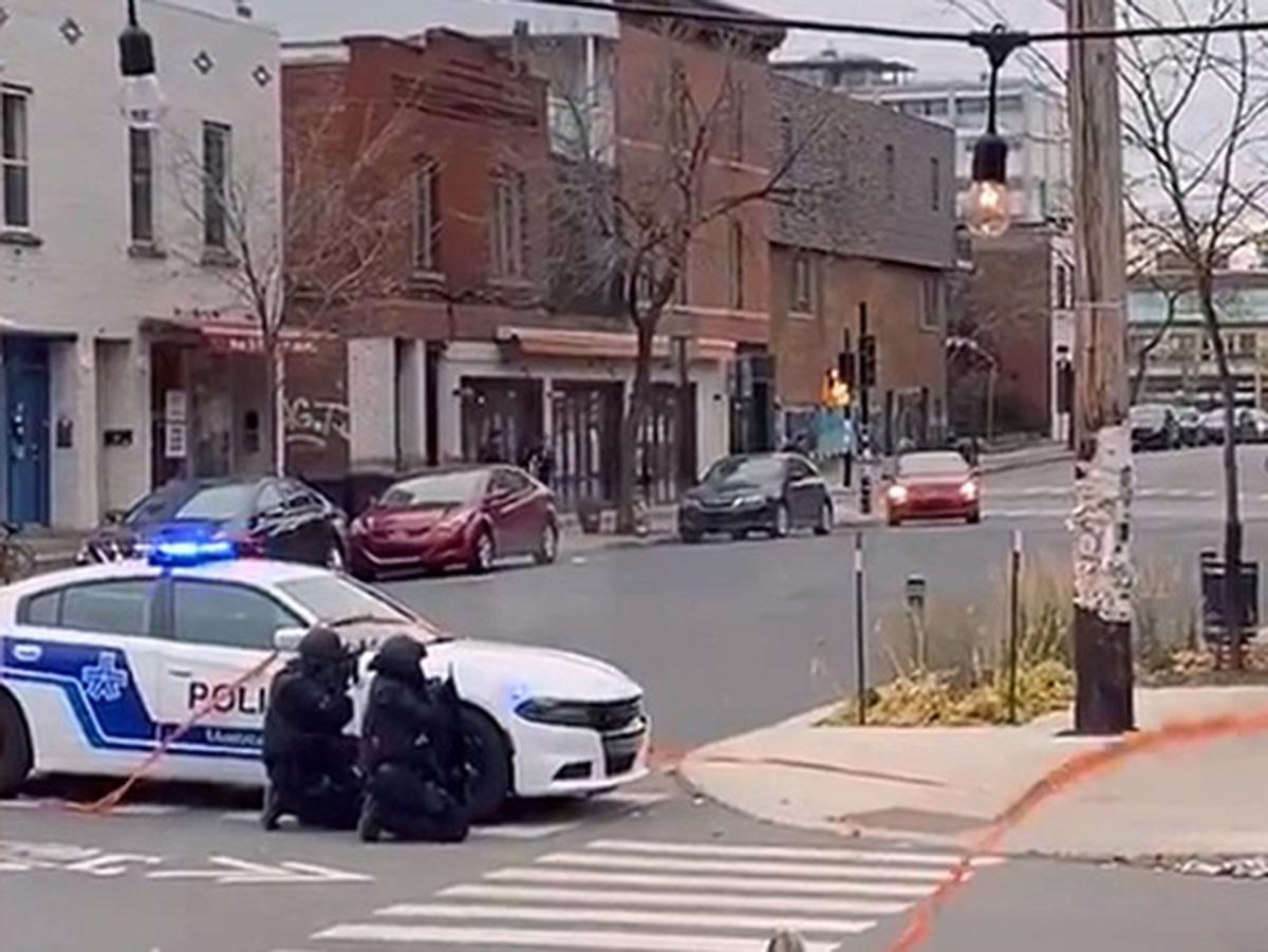 Захват заложников в Тбилиси