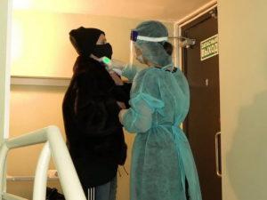 В России выявлены рекордные 27543 случая заражения COVID-19 за сутки