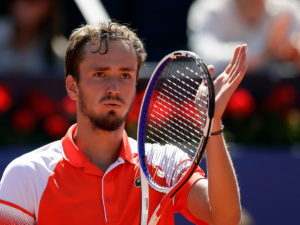Медведев – первый теннисист, обыгравший всех представителей топ-3 на итоговом турнире