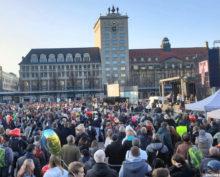 50000 человек выразили протест против