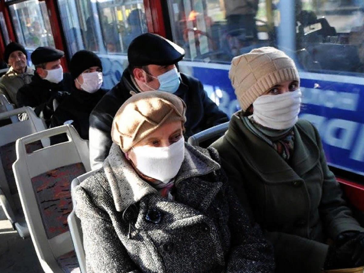 В Ленинградской области мужчину убили за просьбу надеть маску в автобусе