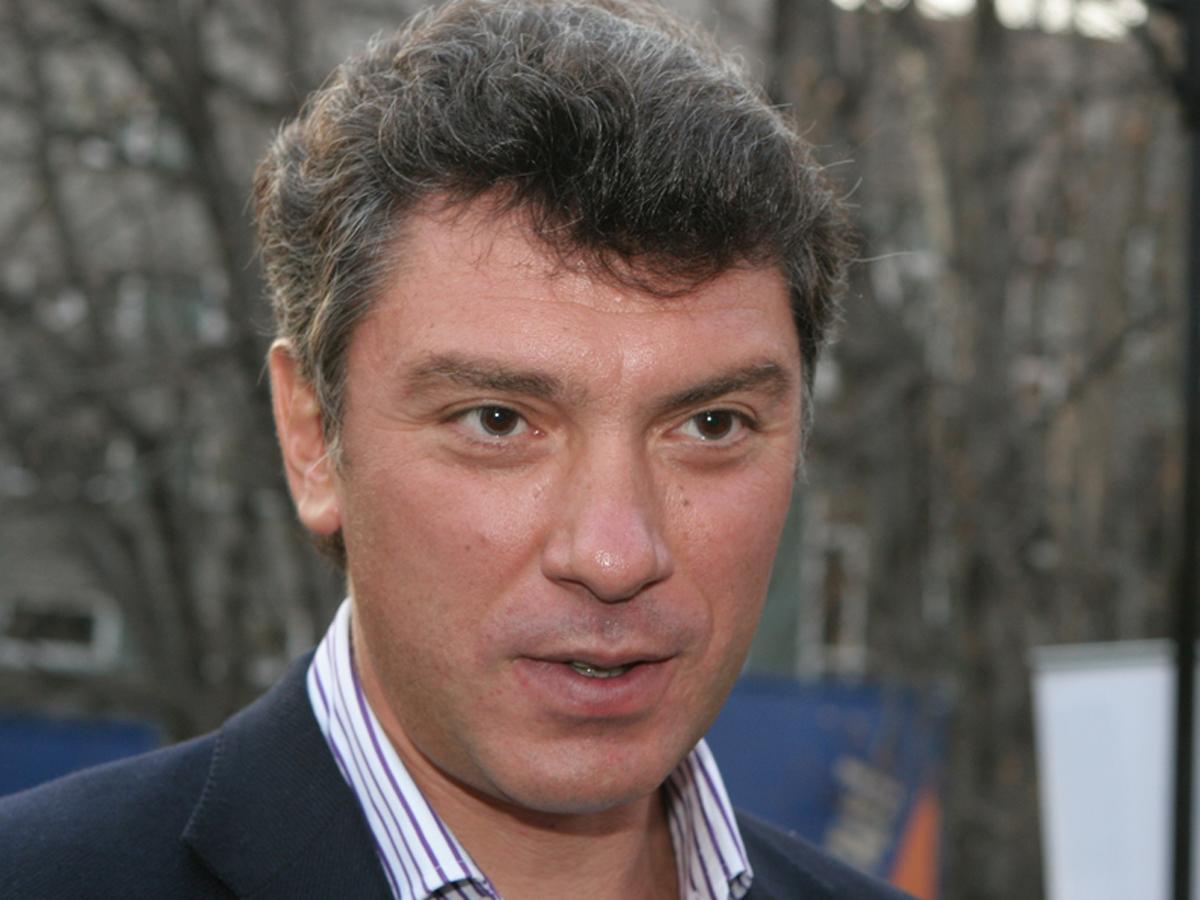 модель об убийстве Бориса Немцова