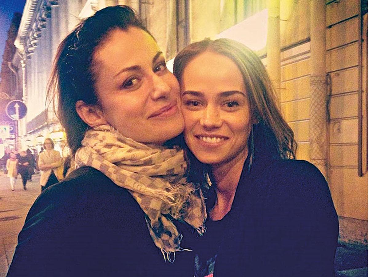 Сестры Ковальчук